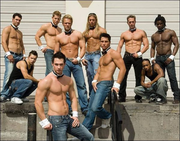 Chippendales Las Vegas Show Tickets - All male Revue of