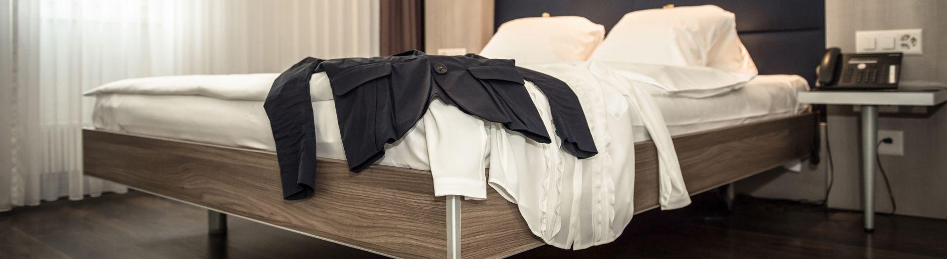 Hotel Zimmer im Zentrum von Zürich – Zimmerpreise Hotel Alexander
